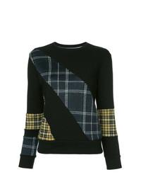 GUILD PRIME Check Panel Sweatshirt