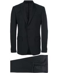 Tonal check two piece suit medium 3947600