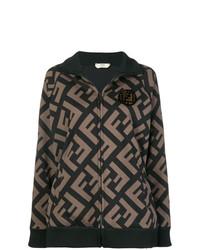 Fendi Ed Zipped Jacket