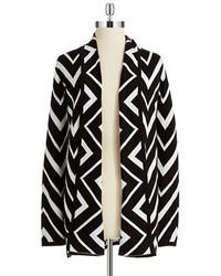 Nipon boutique chevron cardigan medium 243827