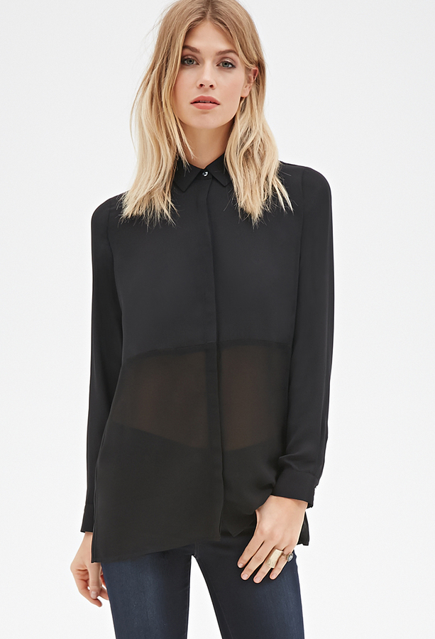 Chiffon Blouse. Looking to add a fresh, feminine touch to your look? Check out a chiffon blouse. Whether you're headed to the beach or a fun night out, these stylish standouts are sure to .