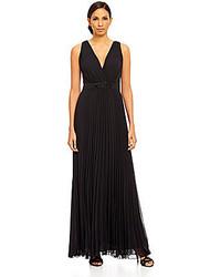 5bc9a9e557dc Xscape Evenings Xscape Pleated Chiffon Gown, $238   Dillard's ...