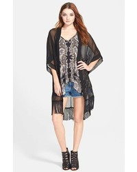 Sheer kimono cover up medium 210505
