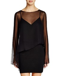 Elizabeth and James Locklyn Sheer Blouse