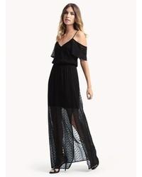Ella moss pixie maxi dress medium 357546