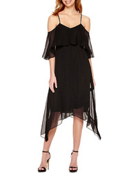 Ana Ana Off The Shoulder Flutter Dress