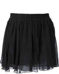 Softly pleated mini skirt medium 1357020