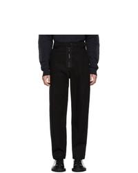 Moncler Genius 5 Moncler Craig Green Black Cotton Trousers