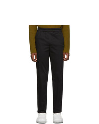 Acne Studios Acne S Black Paco Trousers