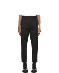 DSQUARED2 Black Brad Trousers
