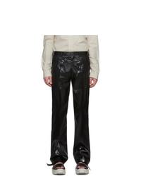 Rick Owens Black Dietrich Trousers