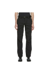 Klättermusen Black Gere 20 Trousers