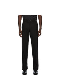 Ann Demeulemeester Black God Of Wild Advise Trousers