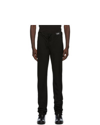 Ann Demeulemeester Black God Of Wild Pippa Trousers