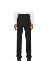 Random Identities Black High Rise Five Pocket Trousers