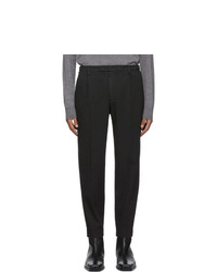 Barena Black Masco Trousers