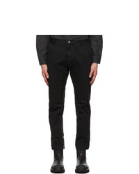 Diesel Black P Kolt Trousers