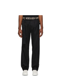 Diesel Black P Toshi Trousers
