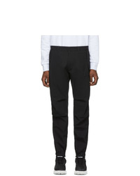 Moncler Black Sports Trousers