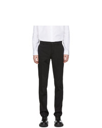 Givenchy Black Tape Chino Trousers