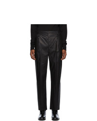 Lemaire Black Trousers