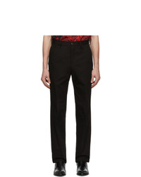 Cobra S.C. Black Twill Classic Trousers