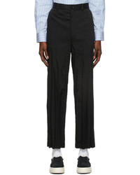 Comme des Garcons Homme Crinkled Twill Trousers