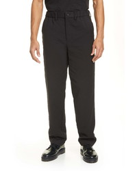 Issey Miyake Double Face Cotton Trousers