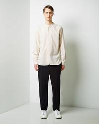 Margaret Howell Flat Front Trouser
