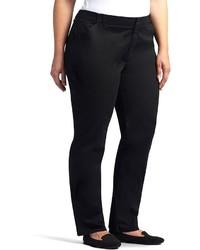 Lee Plus Size Essential Straight Leg Chino Pants