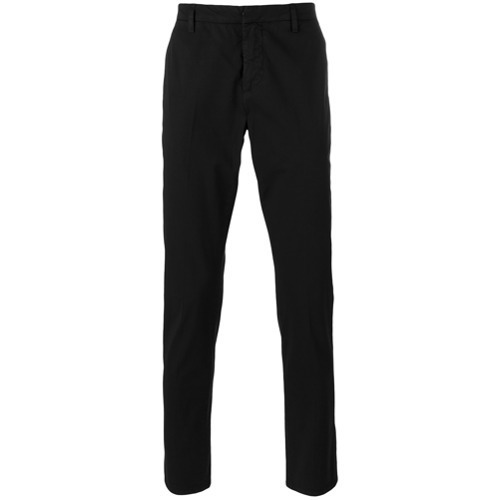 Dondup Slim Fit Chino Trousers