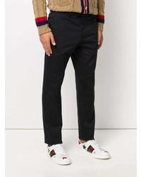 Gucci Straight Leg Chinos