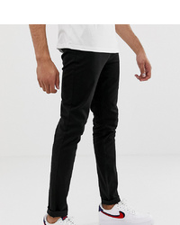 ASOS DESIGN Tall Skinny Chinos In Black