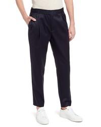 Theory Walter Portland Stretch Wool Blend Pants