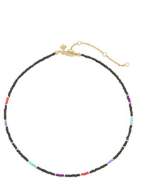 Rebecca Minkoff Seed Bead Choker Necklace