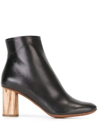 Proenza Schouler Chunky Heel Ankle Boots