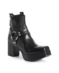 R13 Ankle Harness Platform Boot