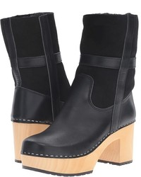 Swedish Hasbeens Hippie Low Pull On Boots