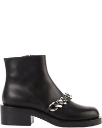 Givenchy Laura Chain Link Ankle Boots