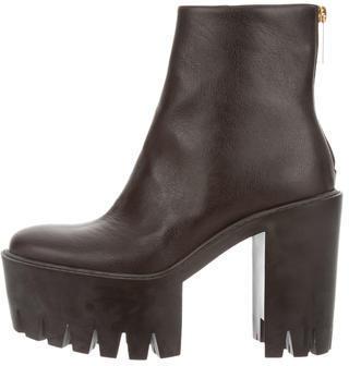 e7e8c2b7b770 ... Stella McCartney Platform Ankle Boots ...