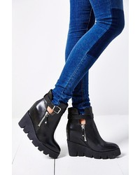Ash Ricky Platform Wedge Boot