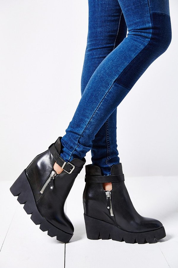 8e7c509c567 ... Ankle Boots Ash Ricky Platform Wedge Boot ...