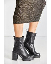 Vagabond Black Tyra Lace up Ankle Boots