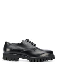 MSGM Chunky Sole Derby Shoes