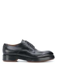 Ermenegildo Zegna Lace Up Derby Shoes