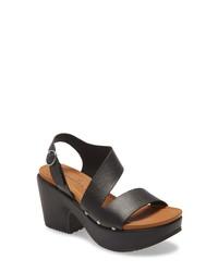 Naked Feet Dasa Platform Sandal