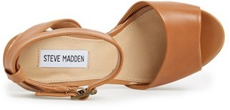 73071957401 Steve Madden Gingeer Leather Platform Sandal