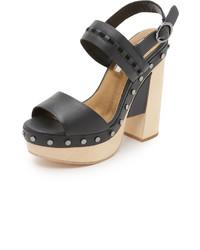 Cynthia Vincent Potent Clog Sandals