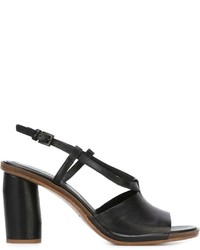 Roberto del carlo chunky heel sandals medium 519038