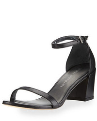 Simple napa chunky heel city sandal medium 3679303